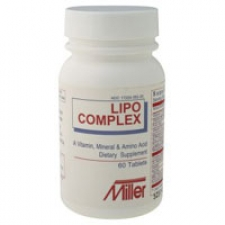 LipoComplex 60 tablets - 3 Pack