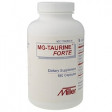 Mg-Taurine Forte 180 capsules - 3 Pack