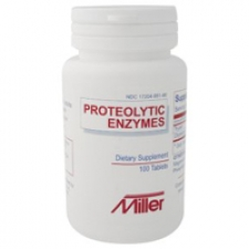 Proteolytic Enzymes 100 tablets - 3 Pack