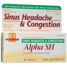 B&T Alpha SH Sinus Headache & Congestion