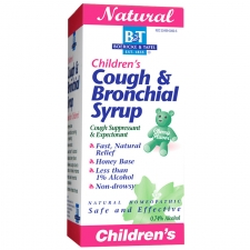 B&T Children's Cough and Bronchial Syrup
