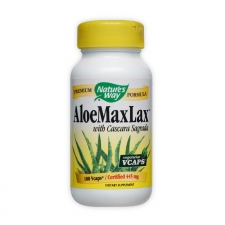 AloeMaxLax with Cascara Sagrada