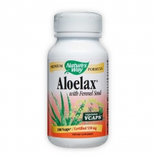 Aloelax with Fennel Seed