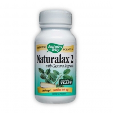 Naturalax 2 with Cascara Sagrada