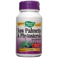 Saw Palmetto & Phytosterols Standardized