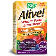 Alive! Max Potency Multi-Vitamin