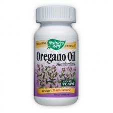 Oregano Oil Standardized