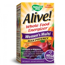 Alive! Women's Max Potency