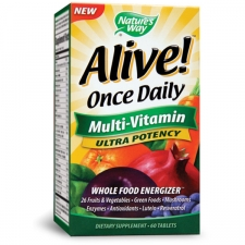Alive! Once Daily Multi-Vitamin