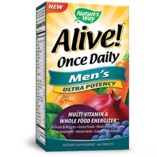 Alive! Once Daily Men's