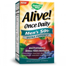 Alive! Once Daily Men's 50