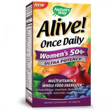 Alive! Once Daily Women's 50