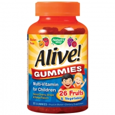 Alive! Children's Multi-Vitamin Gummy
