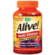 Alive! Adult Multi-Vitamin Gummy