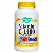 Vitamin C-1000 with Rose Hips
