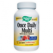 Once Daily Multi with Iron Formula