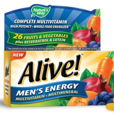 Alive! Men's Energy