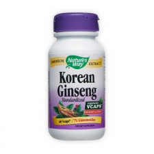 Korean Ginseng Standardized