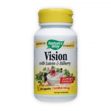 Vision with Lutein & Bilberry