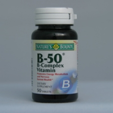 B-50 50 Tablets Each - 3 Pack