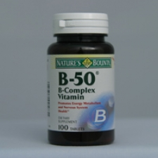 B-50 100 Tablets Each - 3 Pack