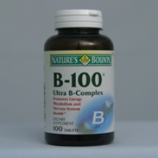 B-100 100 Tablets Each - 3 Pack