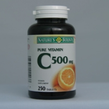 C-500mg 250 Tablets Each - 3 Pack
