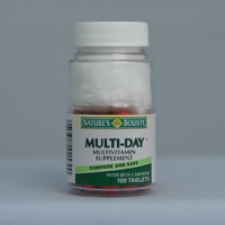 Multi-Day 100 Tablets Each - 3 Pack
