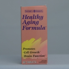 Healthy Aging Formula 60 Tablets Each - 3 Pack