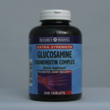 Glucosamine Chondroitin Complex Extra Strength 240 Tablets Each - 3 Pack