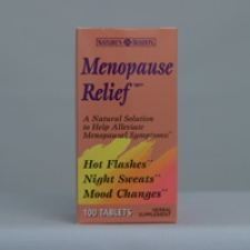 Menopause Relief 100 Tablets Each - 3 Pack