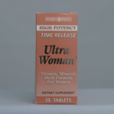 Ultra Women Time Release 50 Tablets Each - 3 Pack