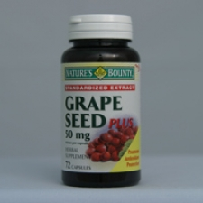 Grape Seed Extract Plus 72 Capsules Each - 3 Pack