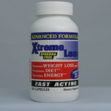 Xtreme Lean - Ephedra Free 120 Capsules Each - 3 Pack