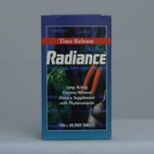 Radiance 130 Tablets Each - 3 Pack
