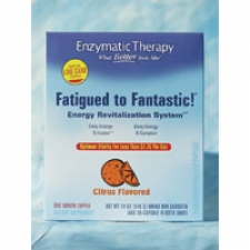Fatigued to Fantastic! Energy Revitalization System (Citrus Delight)