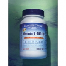 Vitamin E 400 IU Natural (w/mixed tocopherols)