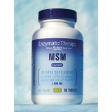 MSM-1,000 mg - 90 Tablets