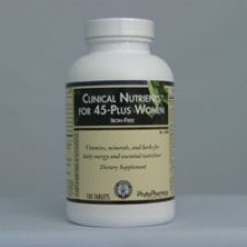 Clinical Nutrients for 45-Plus Women (180) Formerly Clinical Nutrients Senior Women