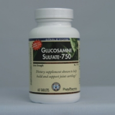 Glucosamine Sulfate 750 (60 Tablets)