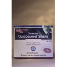 Glucosamine Sulfate Packets Orange Flavored (30/Box)