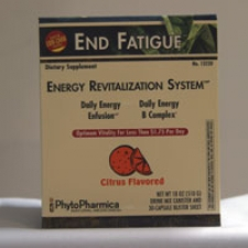 End Fatigue - Daily Energy Enfusion™ & Daily Energy B Complex