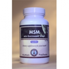 MSM with Glucosamine Sulfate (90)