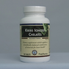 Krebs Ionized Chelates (100)