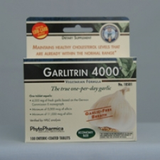 Garlitrin 4000 Blister Pack (100)